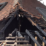 fire and flood restoration in Kent